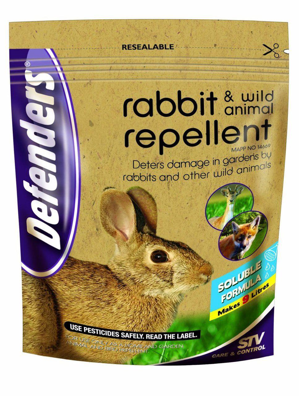 Defenders rabbit and wild animal repellent 50 g 486