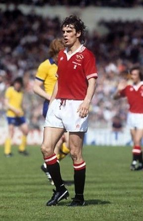 Joe Jordan Manchester United 1979 Fa Cup Final Cup Final Manchester United