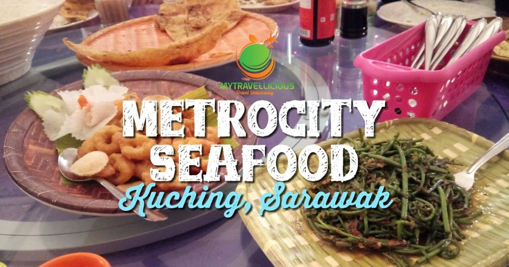 Review Where to EAT in Kuching? Seafood, Food