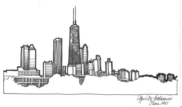Pin By Rick Byrne On Sketches Styles Chicago Art
