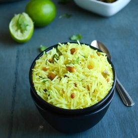 Tangy south indian lemon rice perfect lunch box picnic food tangy south indian lemon rice perfect lunch box picnic food recipe vegan forumfinder Images