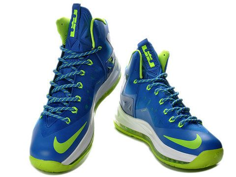 buy online 0384d 3f9e8 Nike LeBron 10 PS Elite Sprite