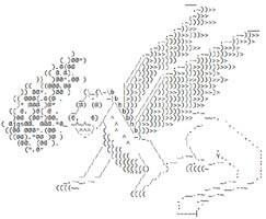 How To Draw With A Keyboard Techwalla Ascii Art Drawings Draw