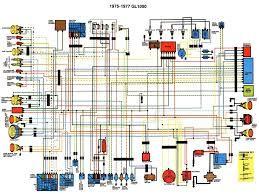 Resultado De Imagen Para Moto Honda Goldwing 1000 Modelo 1979 Electrical Wiring Diagram Goldwing Motorcycle Wiring