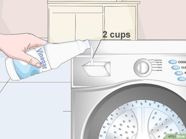 Nettoyer Une Machine A Laver Qui Degage Une Mauvaise Odeur Comment Nettoyer Mauvaise Odeur Et Nettoyer Machine A Laver