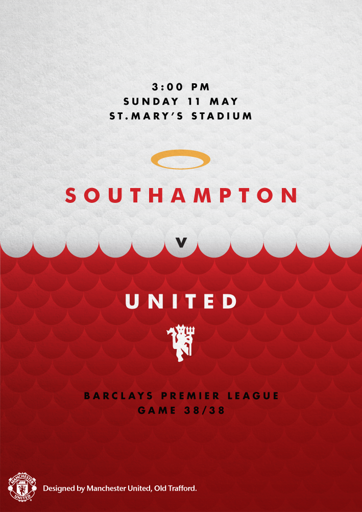 Manchester United On Twitter Manchester United The Unit Football Poster