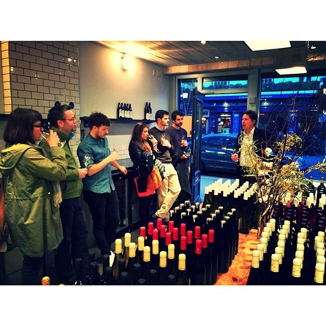 Wine tasting - #deskspaceeastlondon #deskhire #co-working #kingslandroadstudio #eastlondon