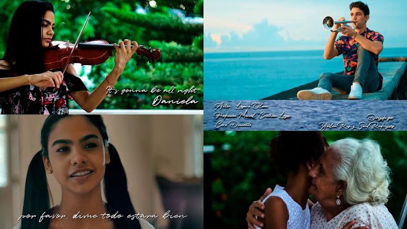 Daniela Olano - ¨It's gonna be all right¨ - Videoclip - Dirección: Yailén Ruz - Said Rodríguez. Portal Del Vídeo Clip Cubano. Música cubana. CUBA