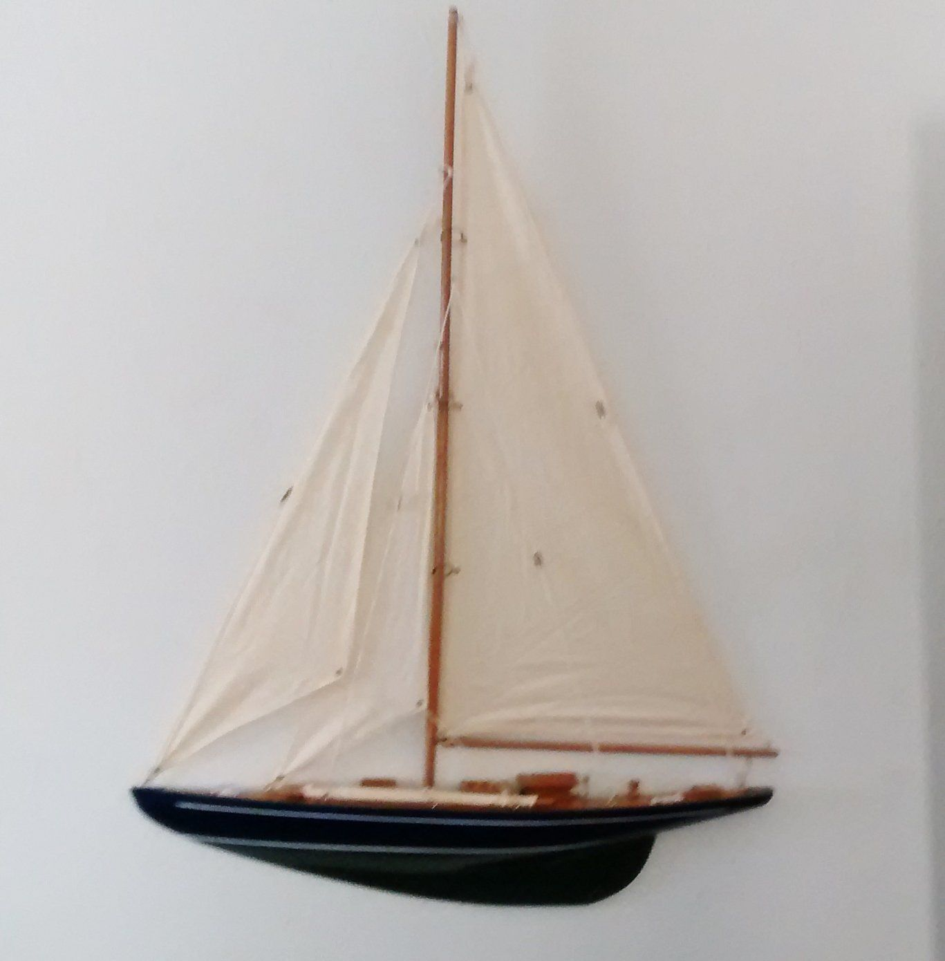 brass sailboats wall art vintage mid century by beautalicious decorate pinterest walls and decorating also rh
