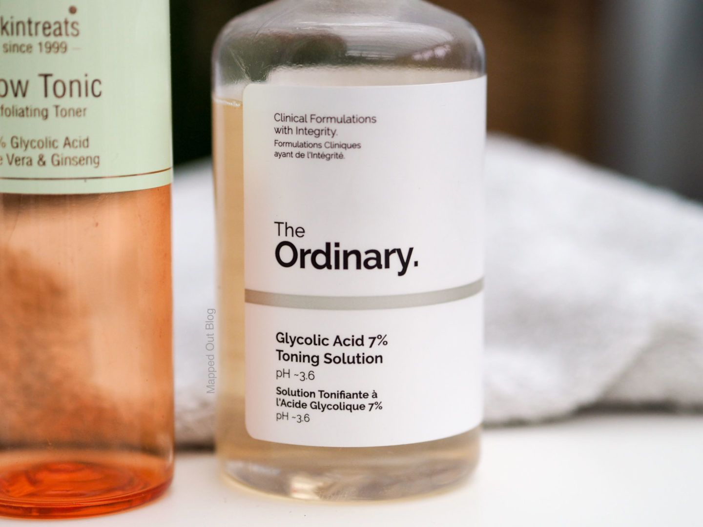 c033089f13b8 Is The Ordinary Glycolic Acid 7% Toning Solution a Pixi Glow Tonic dupe  At  less than half the price, I thought I would put it to the test and see how  it ...