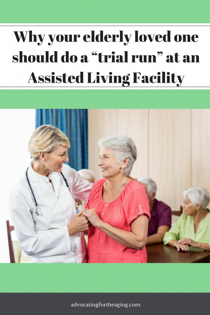 Elderly advocate, caregiver, aging parent, assisted living