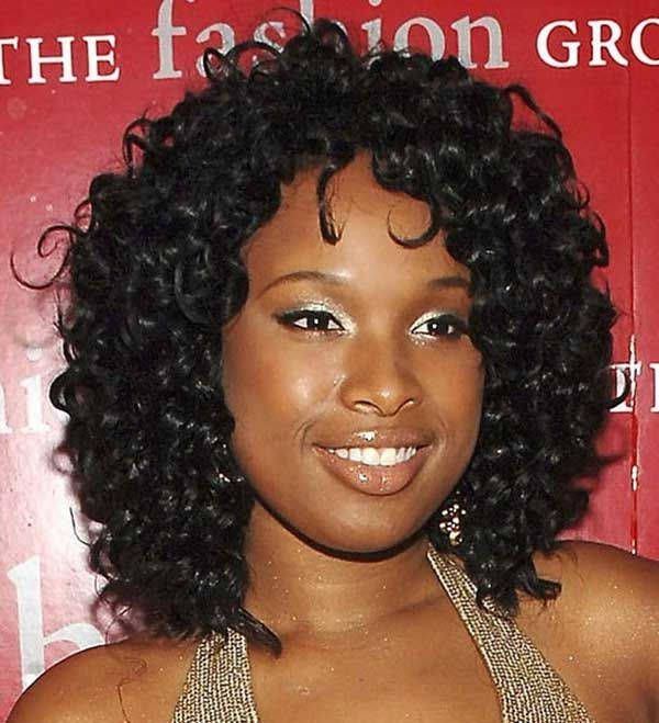 Medium Curly Hairstyles For Women Hairstyle Black African Women ...