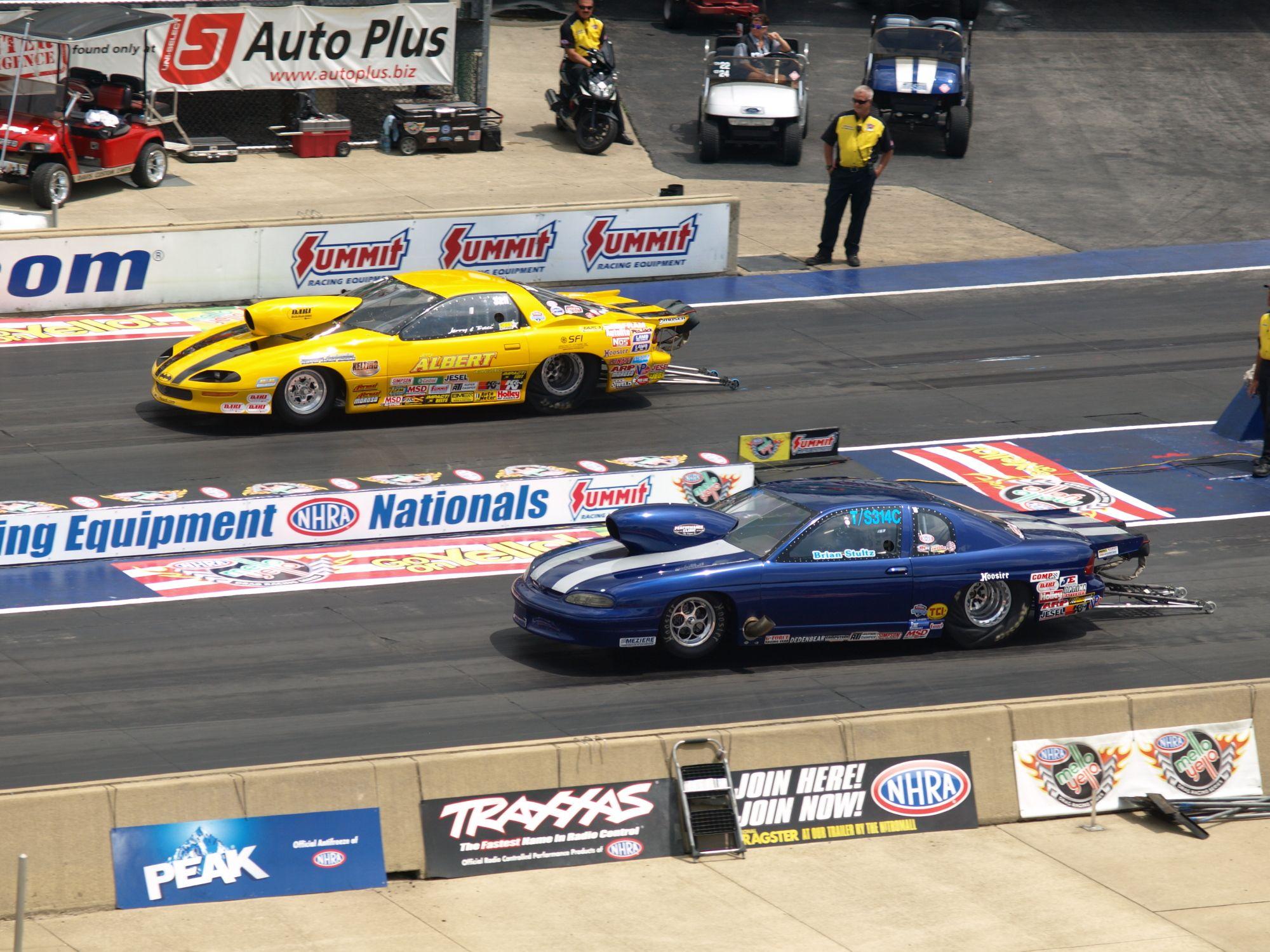Top Sportsman   2013 Summit Racing Equipment NHRA Nationals   Summit