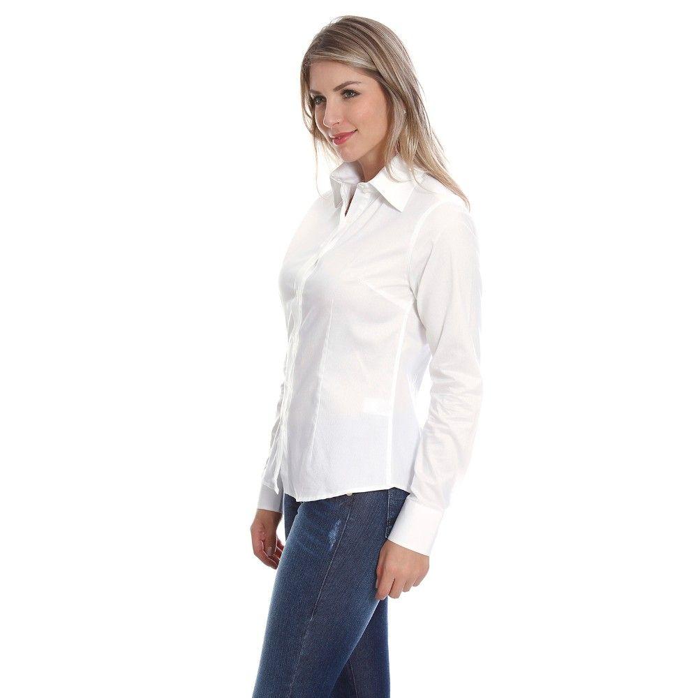 9c62458f Camisas Femininas: Jeans, Social e Mais - Lojas Renner   camisa social  jeans   Camisa feminina, Feminino, Renner
