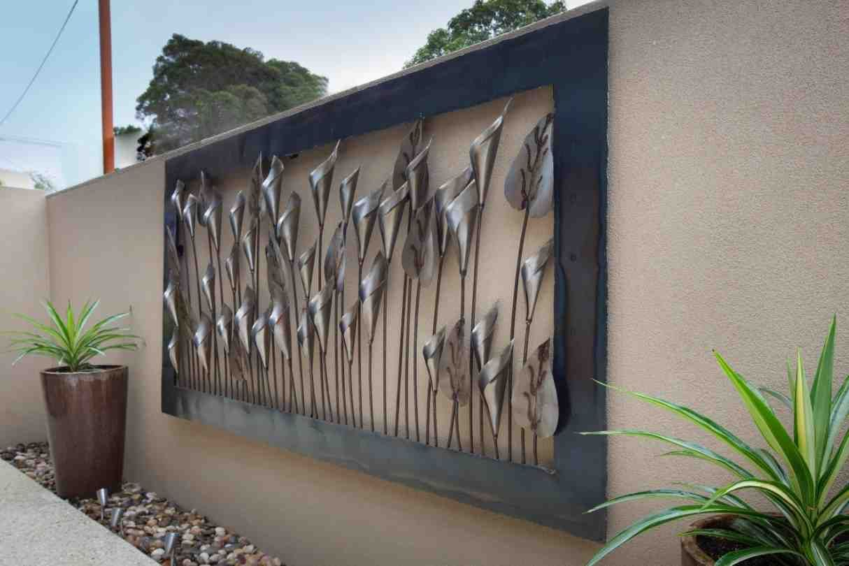 Decorative Outdoor Wall Art1 Large Outdoor Wall Art Outdoor Metal Wall Art Outdoor Wall Art