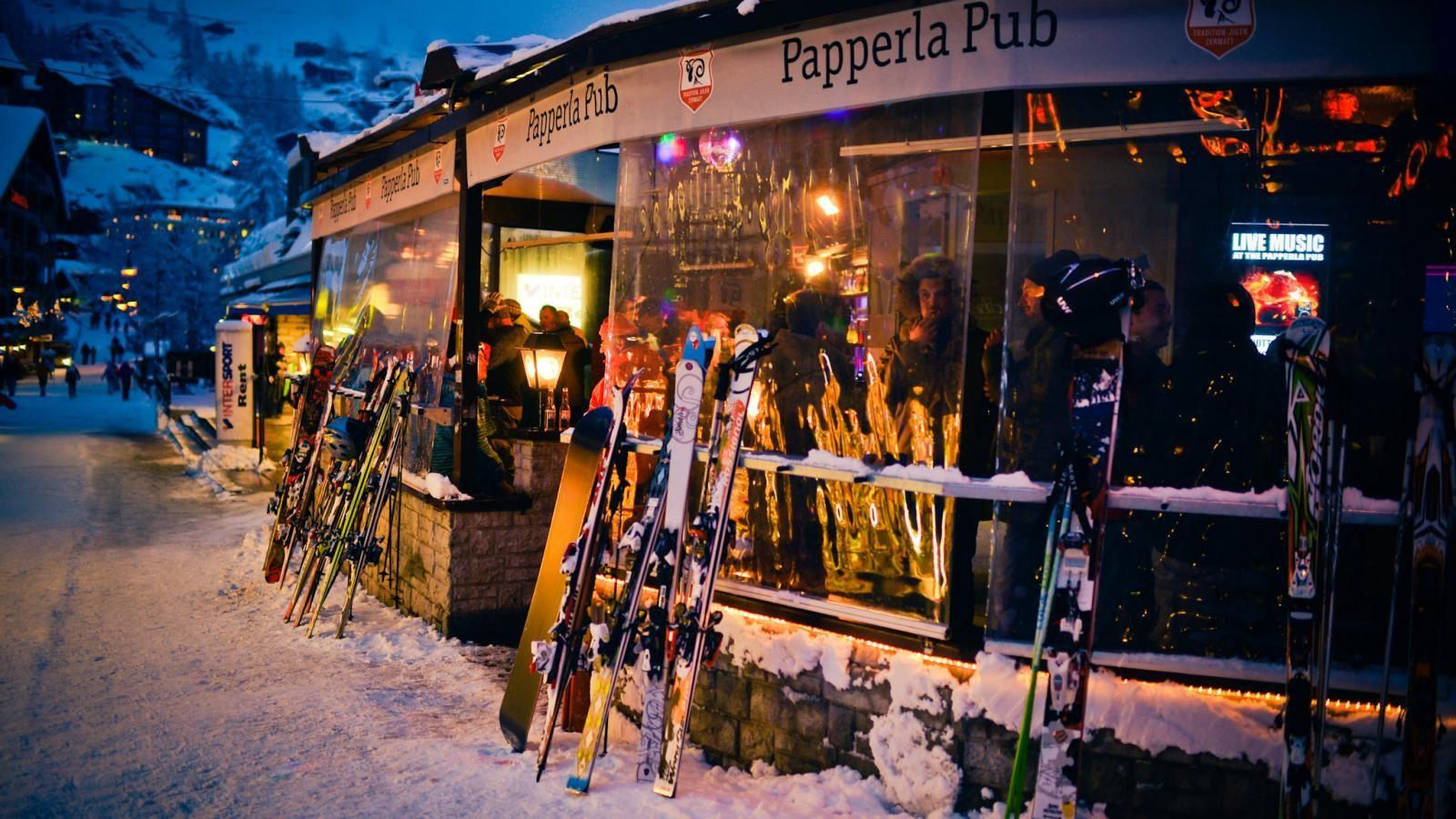 Willkommen Im Papperla Pub Mit Bildern Ischgl Ski Alpin Skigebiete