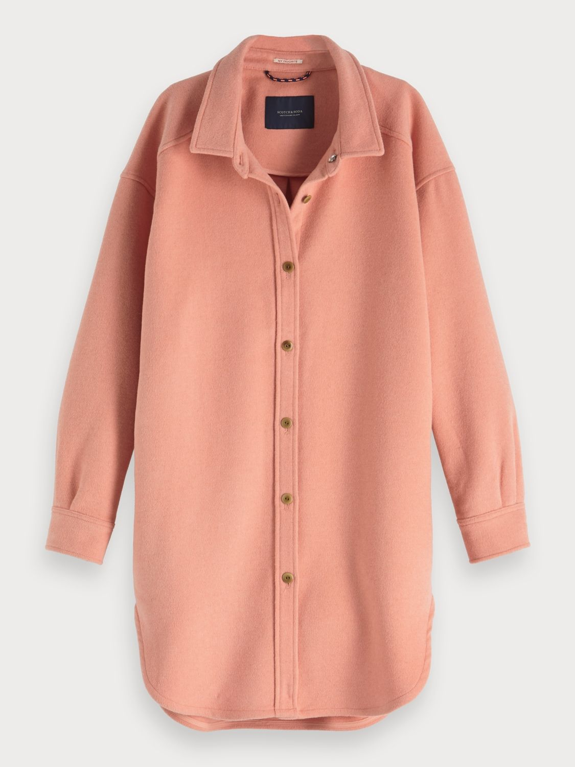 b85e128297ff Oversized wollen shirtjack in 2019 | Nora | Scotch