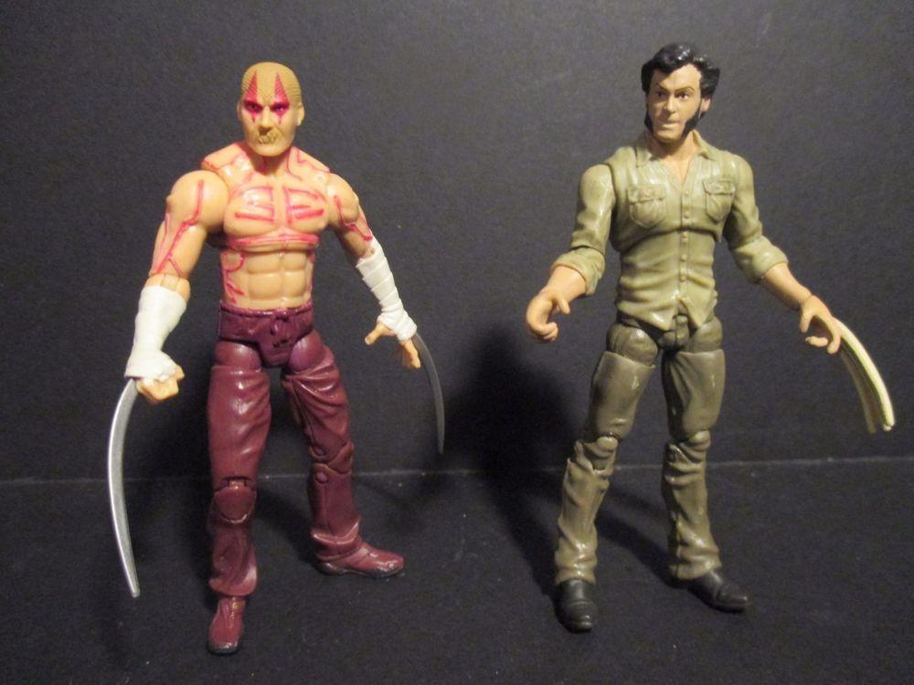 Marvel Universe Deadpool Logan 3 75 X Men Origins Wolverine Boneclaw Ryanreynold Marvel Universe Wolverine X Men