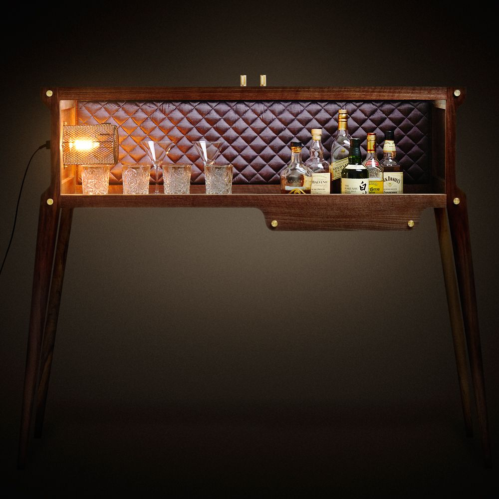 Our Stunning Whisky Or Cocktail Bar Is Hand Made In The Uk From  # Punch Meuble Tv