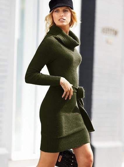 21++ Woman winter dress ideas