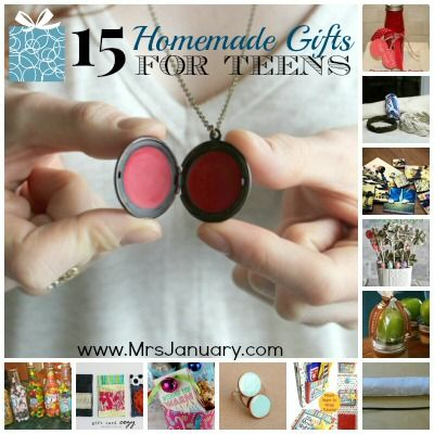Do You Have S On Your Gift List This Year If So Ll Definitely Want To Check Out Of 15 Fun Homemade Ideas For Lots Great