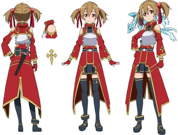 Sword art online silica cosplay progress cosplay tutorialcharacter designcharacter