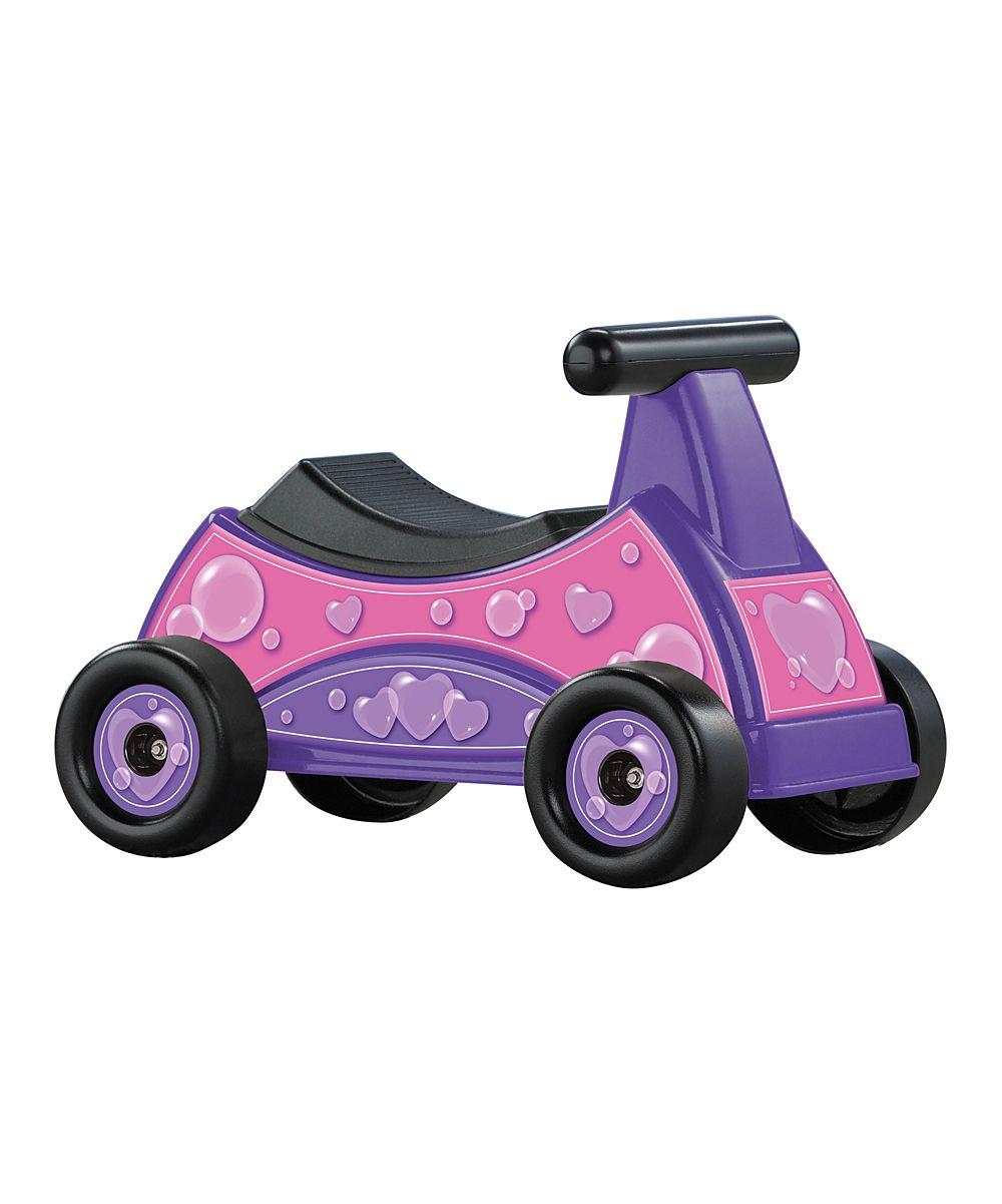 Baby girl car toys  Pink u Purple RideOn  Pink and Purple