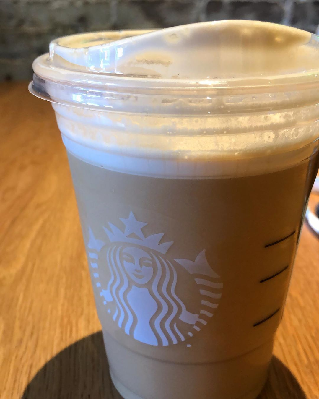 nitro brew with sweet cream Starbucks 😍☕️ food coffee
