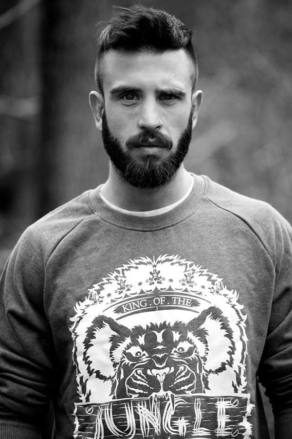 Perfect Beard And Hairstyle Looks For Men (22)