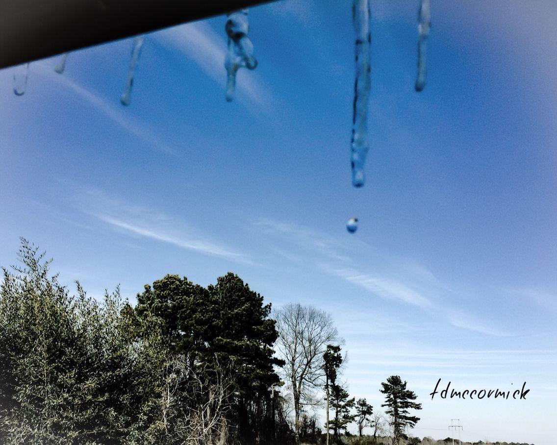 Frozen in transition