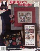 Schema punto croce Quilters Delight 01