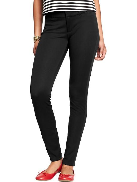 3ba32374235e66 Shop Old Navy's Mid-Rise Pixie Full-Length Pants for Women: Versatile.  Multi-talented and multi-tasking. Collaborates well with others. The  qualities of a ...
