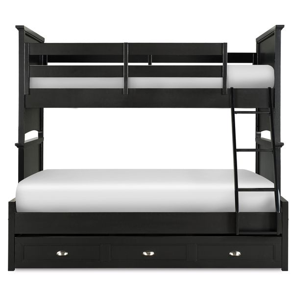 Twin over Full Bennett Bunk Bed - Overstock Shopping - Great Deals on Magnussen Home Furnishings Kids' Beds