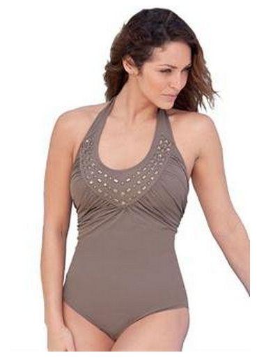 2e5dd2db5 Woman Within Plus Size Swimwear 70% at Amazon! | Cruise | Swimwear ...