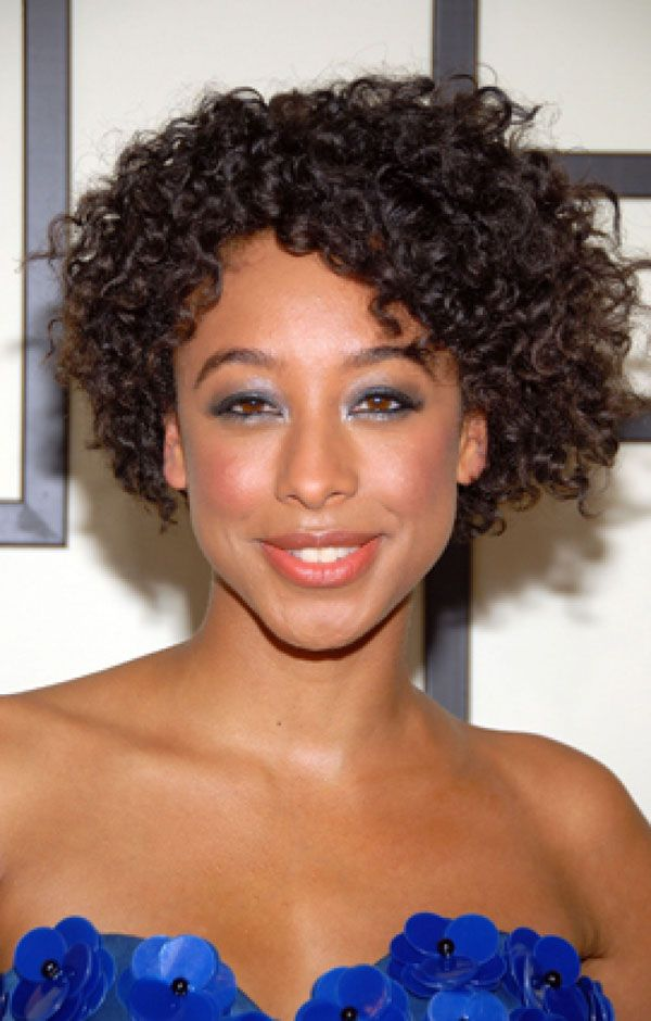 Short Black Natural Curly Hair Looking For Beautiful Short