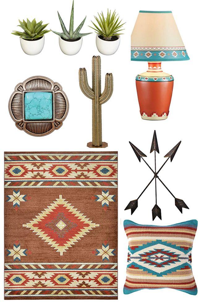Southwest Home Decor & Decorating Ideas