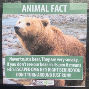 Animal Facts At LA Zoo Are Fake And Funny