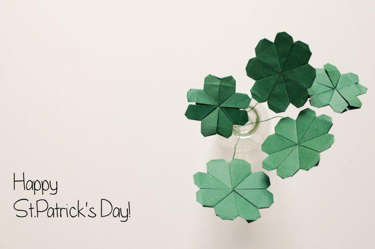 St.Patricks Day - Fold You So!