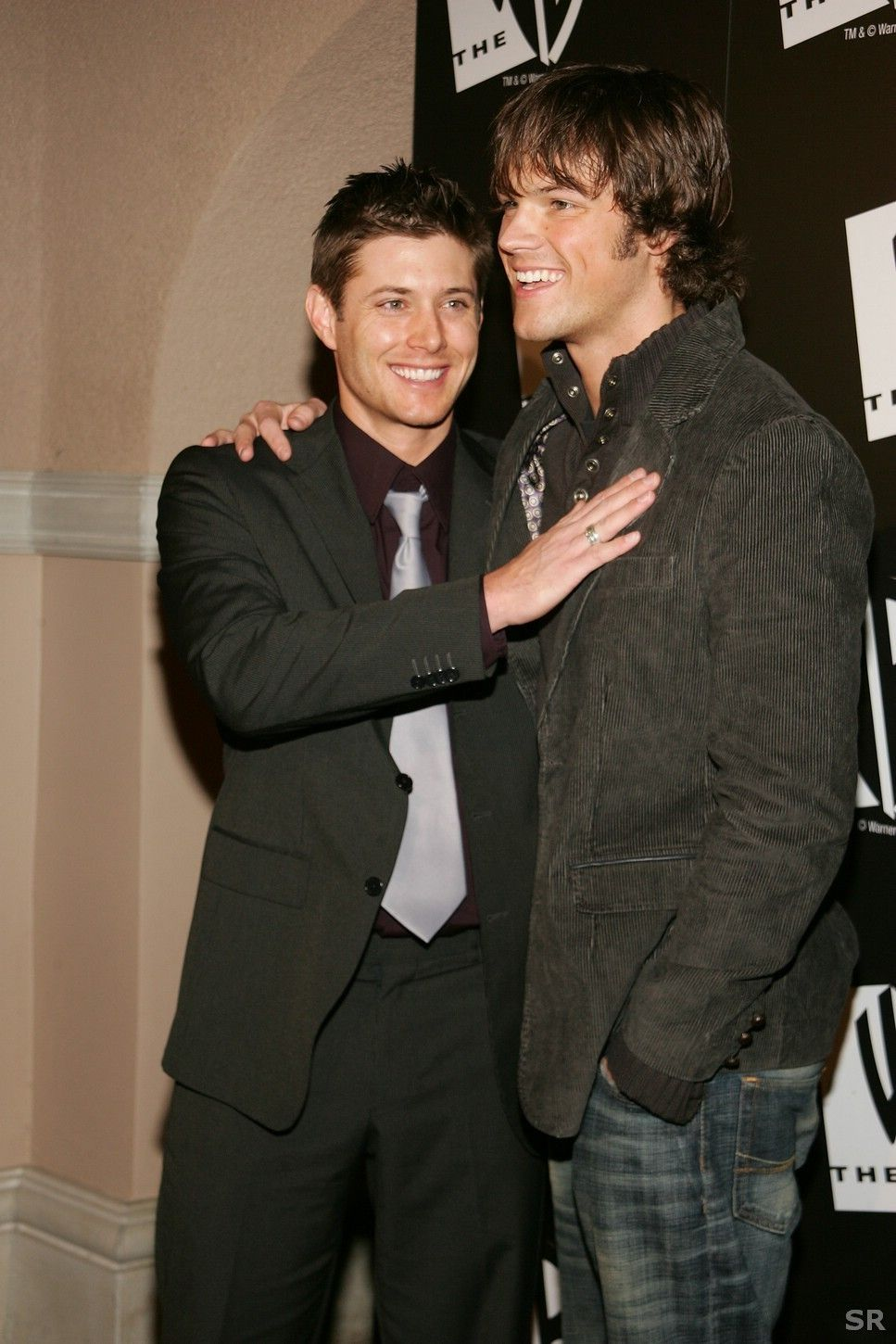 Jensen ackles jared padalecki jared and i are lucky