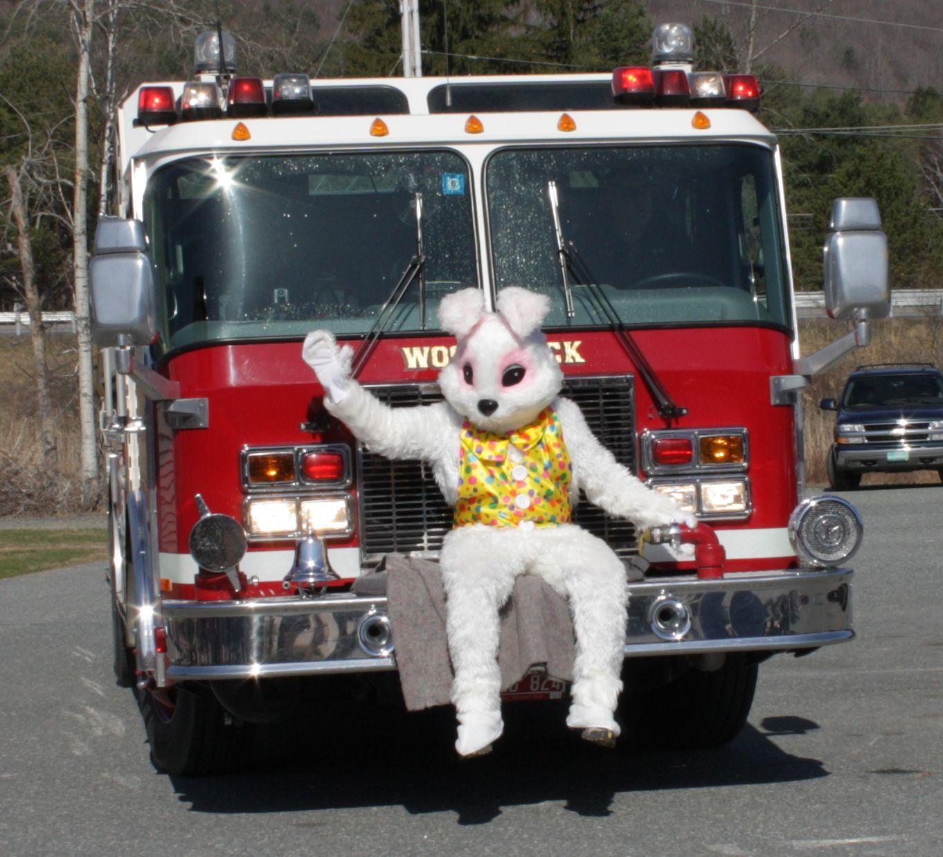 Easter Bunny Trucks