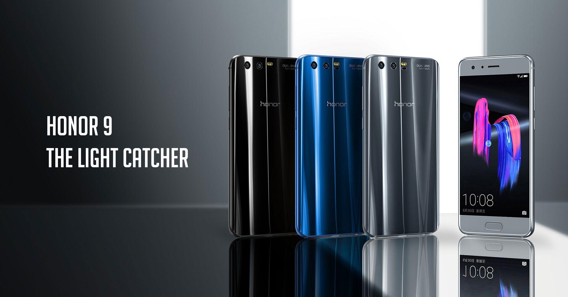 Huawei Honor 9, il est vraiment super classe pour son prix