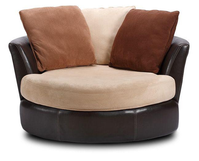 Good Big Daddy Swivel Chair