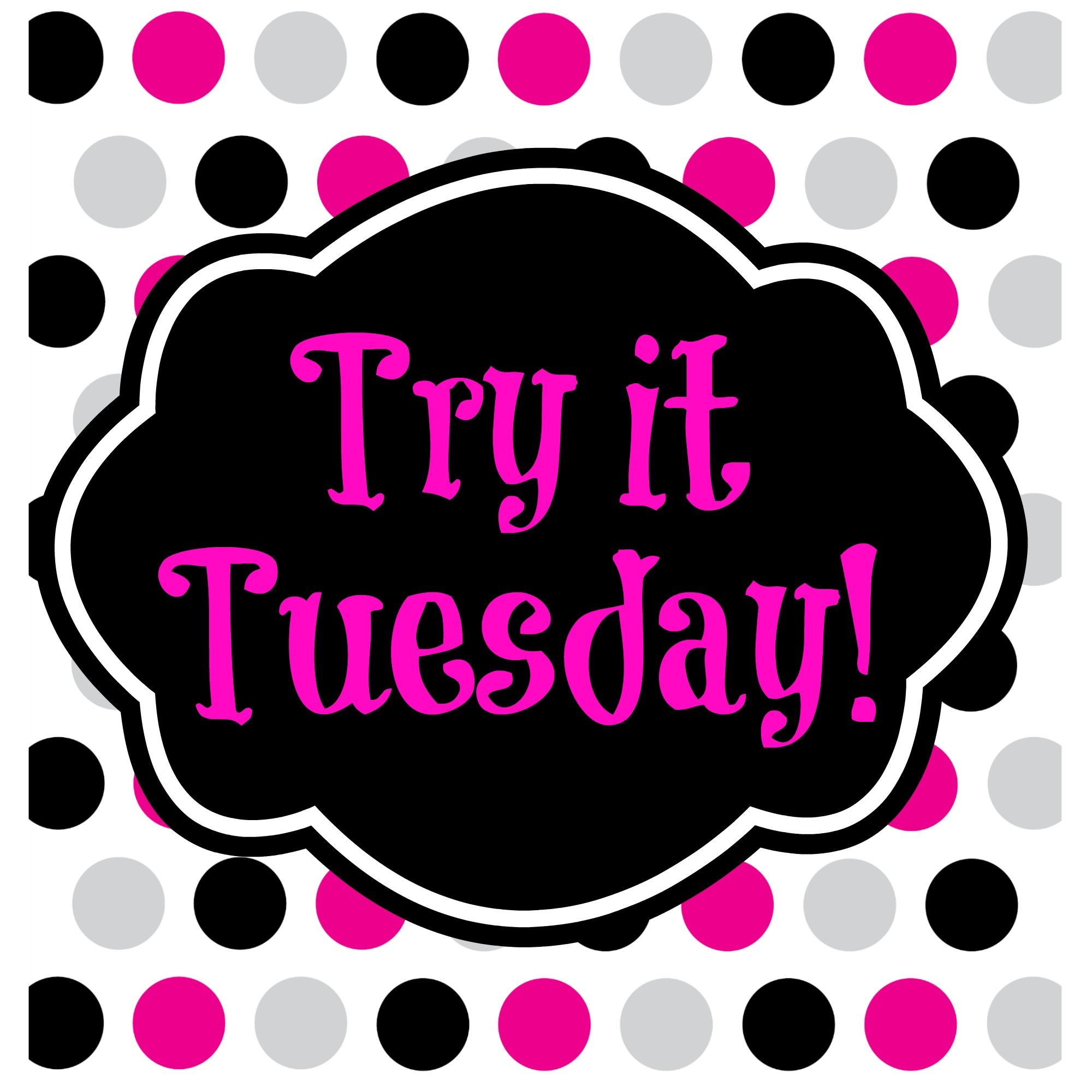 Try it Tuesday Samples go out tonight. Click on the FREE button on ...