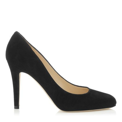Jimmy Choo Vikki Platform Pump in black suede First worn by the Duchess April 9, 2014 at Government House Wellington, AU for Plunket event Many thanks to @Julie Forrest Forrest McNeill Fashion Stylist for the ID on this one!
