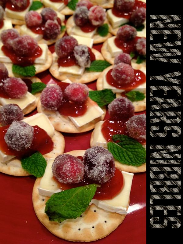 My Favorite Party Appetizer Cranberry Brie Bites Great For A New
