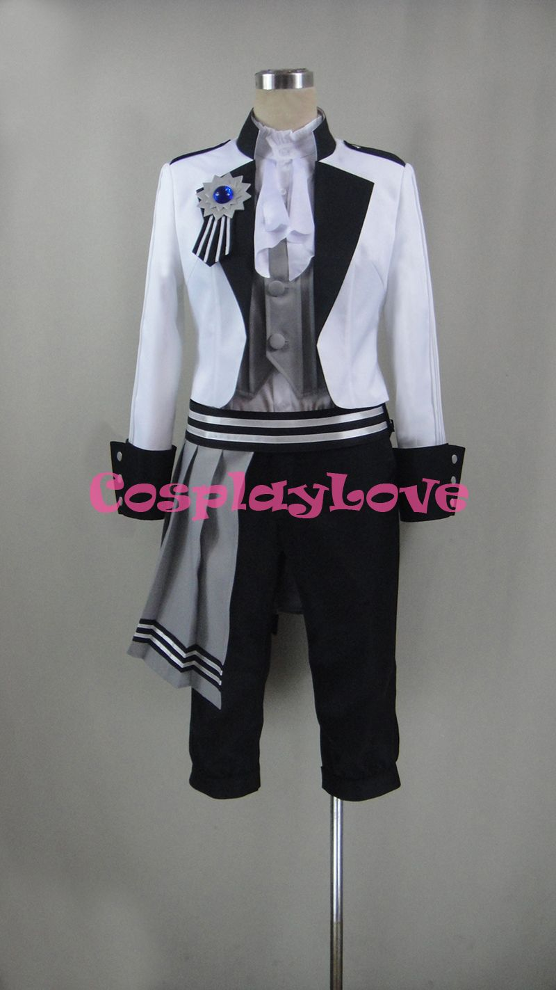 Click to Buy ucuc Korekuni Ryuji Cosplay Costume From Bproject