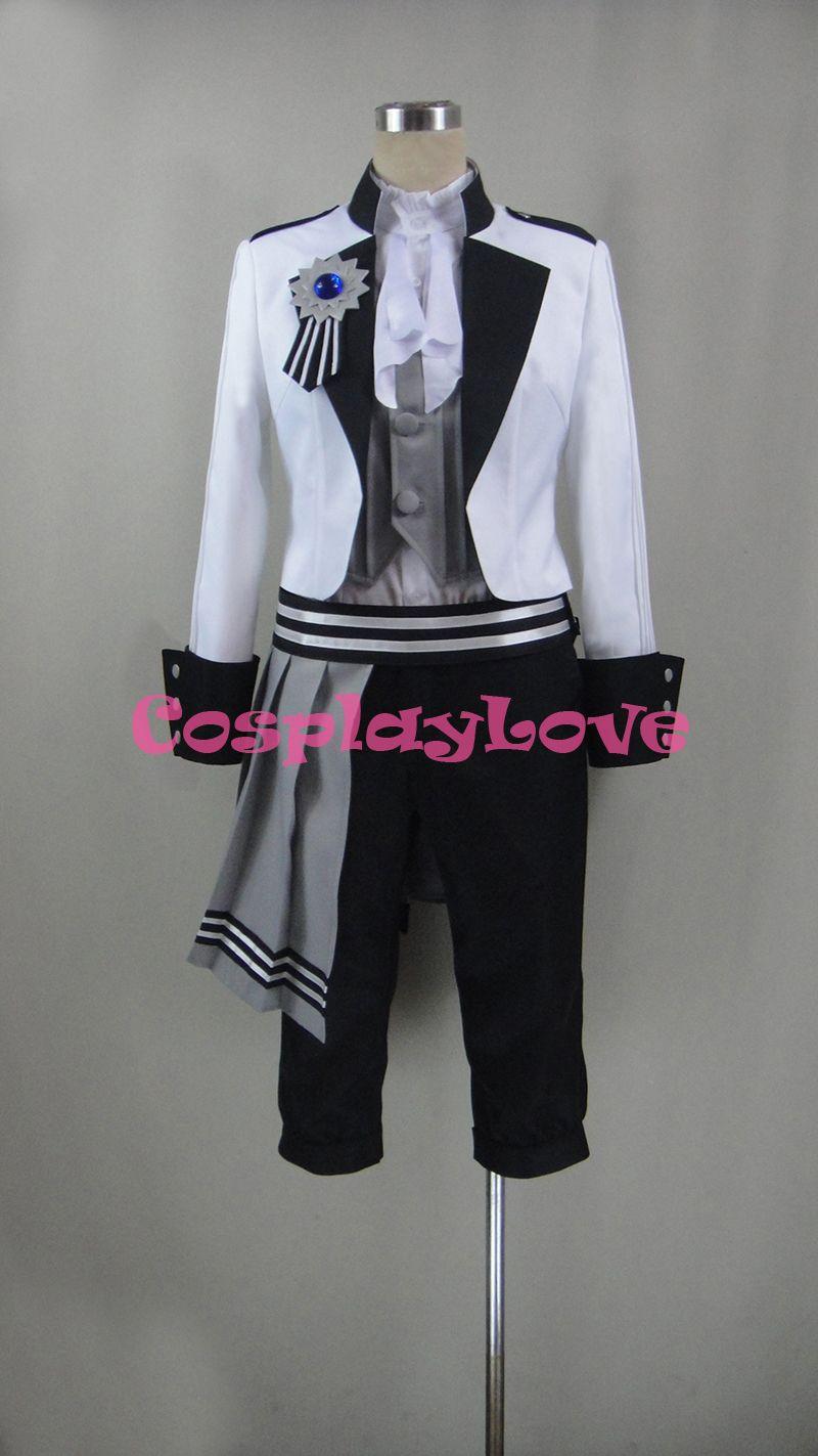 Click to Buy ucuc Korekuni Ryuji Cosplay Costume From Bproject