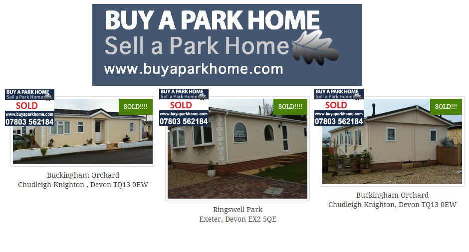 Selling A Park Home Buy Are Lots Of