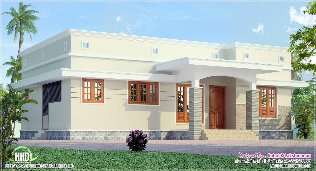 contemporary house plans designs small house plans kerala home