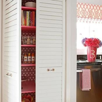 Pantry with Louvered Doors | I can sleep here | Pinterest | Pantry ...